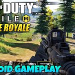 CALL OF DUTY MOBILE BATTLE ROYALE – ANDROID GAMEPLAY