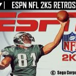 ESPN NFL 2K5 – The GREATEST Football Video Game of All Time