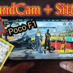 My handcam✋+ Sitting/Poco F1/3 fingers/-ROS-/XFamily Gaming