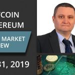 Cryptocurrency market review: #Bitcoin #Ethereum #3 May 31, 2019