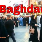 Baghdad City Walk Traveling Iraq Middle East 2020