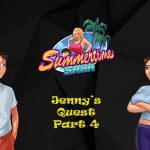 Summertime Saga v 0.18.5 || Jenny's Quest #4 : Going on a movie date with Jenny & Getting her a gift