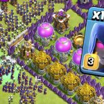 1000 Witch Zombie Attack On COC |  NEW Modded Apps Game Play, Clash of Clans New