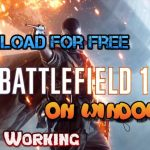 Download Battlefield 1 on Pc/Laptop for free. Full Video Tutorial. Gameplay Proof