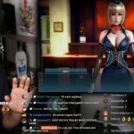 Etika plays Honey select unlimited and ends stream early because of it