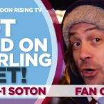 NOT SOLD ON RAHEEM STERLING..YET! | Manchester City 3-1 Southampton | FAN CAM