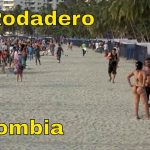 El Rodadero in Santa Marta, the most touristy beach in Colombia