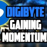 DigiByte DGB Bullrun SOON?! Cryptocurrency Market News!