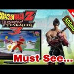 [2018] HOW TO DOWNLOAD AND PLAY DRAGON BALL-BUDOKAI TENKAICHI 3 HIGHLY COMPRESS FOR PCSX2 IN 500MB