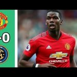 Manchester United vs Inter Milan 1-0 Highlight & All Goals | Giải Trí TV