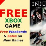 FREE XBOX Game, Steam Free Weekends & Sales on New Games