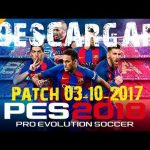 Descargar Pro Evolution Soccer 2018 / Pess 2018 FULL + Crack Patch 03-10-2017 |Torrent | Mega – 2019