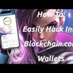 How To Easily Hack Into Blockchain.com Wallets