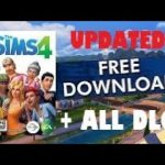 Download The Sims 4 PC + Full Game Crack for Free [All DLC's]