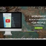 Just Started! – The GlobaxChain Blockchain Crowdfunding Platform for the People!