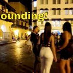 Backpacking Night in Cartagena Colombia before Quarantine for C 19