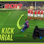 PES 2017 Free Kick Tutorial [PS3, PS4]