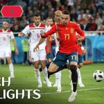 Spain v Morocco – 2018 FIFA World Cup Russia™ – Match 36