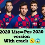 How to crack eFootball PES 2020 Lite become Full version