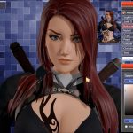 Honey Select: Katarina From League of Legends Character Showcase + Gameplay!
