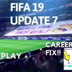 HOW TO INSTALL FIFA 19 UPDATE 7-CPY (NEW GAMEPLAY, CAREER MODE FIX etc)