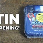 Match Attax Champions League 2016/17 MINI TIN OPENING!