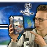 CHAMPIONS LEAGUE MATCH ATTAX 16/17 REAL MADRID TIN DOSE UNBOXING