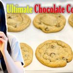 How to make perfect chocolate chip cookies recipe | crunchy outside, soft inside