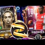 [FiFa Mobile] REVIEW ICONS PACK RONALDINHO MAKE FOOD For PROMES Pre Season