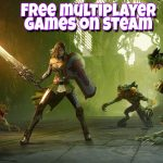 Top 10 Best Free Multiplayer Games On Steam 2020 | Games Down