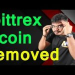 cryptocurrency market Bittrex Delisted Coin !PDC/GCR/CLUBCOIN/CPC alert[HINDI]