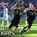 Argentina v Iceland – 2018 FIFA World Cup Russia™ – MATCH 7