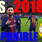 Descargar PES 2018 Para (PC) UTORRENT (En Espera El Crack)