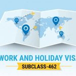 Apply For Work And Holiday Visa Subclass 462 Australia