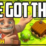 OMG WE DID IT! Town Hall 3! Clash of Clans No Cash Clash #2