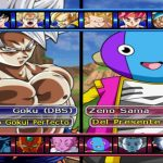Tải Game ISO PS2 – DRAGON BALL Z BUDOKAI TENKAICHI 3 Mod 2018 – Goku Mastered Ultra Instinct