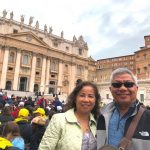 DeNgo #p4: 2018-Vatican and Papal Audience.