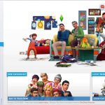 How to download from sims 4  Gallery cracked game)