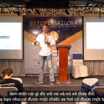 TaiZen Bitcoin Saigon 5 years meetup