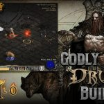Godly Fury Druid Build – The most undervalued melee character in Diablo 2 – Complete Character Guide