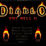 Diablo The Hell 2 (New Updated Diablo 1 Mod) New Classes / Sub classes in Diablo 1 HD Diablo 1