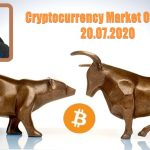 Cryptocurrency Market Overview (EN) | 20.07.2020 by @cryptospa