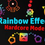 ALL BOSSES RAINBOW MODE / HARDCORE – 1k SPECIAL – JUST SHAPES AND BEATS