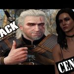 Mejores Momentos The witcher 3 | on crack