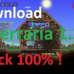 Cách tải Terraria 1.3 crack android. How to Crack Terraria 1.3 mobile !