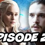 Game Of Thrones Season 7 Episode 2 – TOP 10 WTF and Easter Eggs