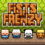 Webgame :: Fists of Frenzy