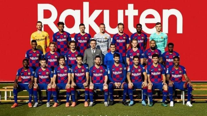 Barcelona là một trong những đội bóng xuát sắc nhất hiện nay