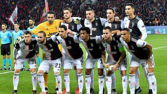 Juventus cũng nằm trong Top những đội bónglà đội bóng xuất sắc nhất năm 2020
