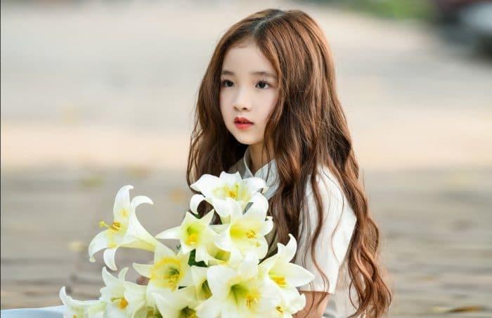 Tên bé gái theo từ Hán Việt thể hiện sự duyên dáng và sang trọng